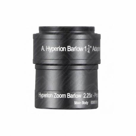 de Barlow Hypérion zoom 2.25x