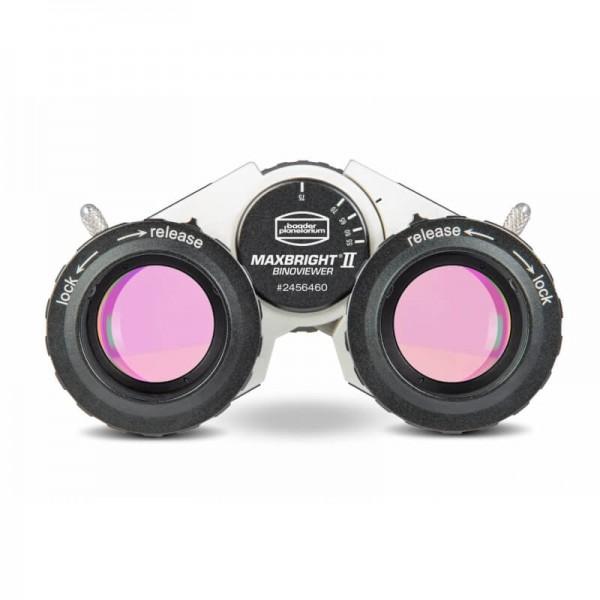 Tête binoculaire MaxBright II en 31,75 mm Baader