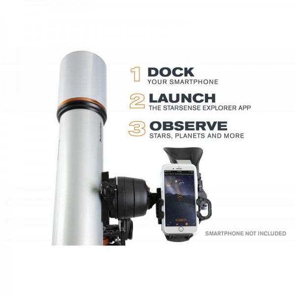 Lunette StarSense Explorer DX 102AZ - Smartphone