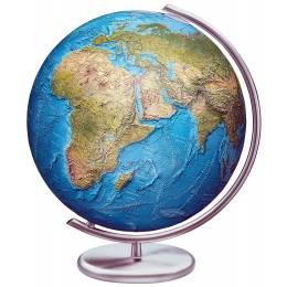 Globe Terrestre Duorama avec pied en métal (40cm)