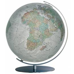 Globe Terrestre Duo Alba avec pied en métal
