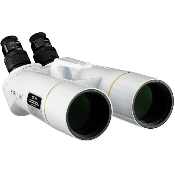 Jumelles BT-70 SF Explore Scientific avec oculaires 62° LER 20mm