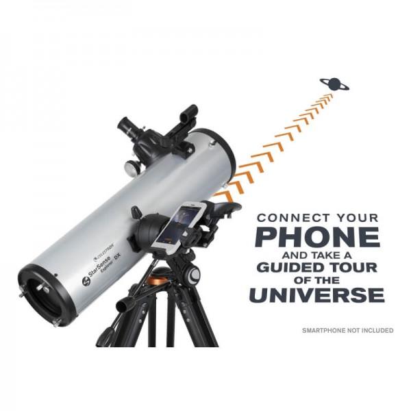Télescope StarSense Explorer LT 130 AZ