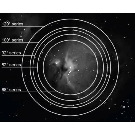 Oculaire Explore Scientific très grand champ 82°