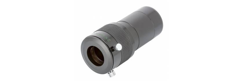 Réducteurs de focale / correcteurs / barlow