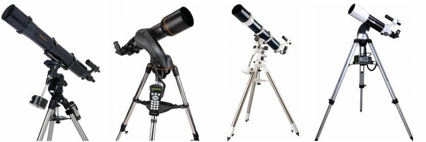 Lunettes astronomiques