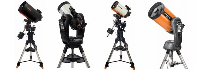 Télescopes Schmidt-Cassegrain
