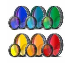 Filtres colorés planétaires Baader Planétarium