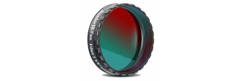 Filtres photographiques planétaires (DMK), filtres IR-Pass / jeu de filtres LRVB pour initialisation