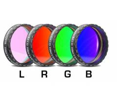 Filtres Baader RGB-CCD
