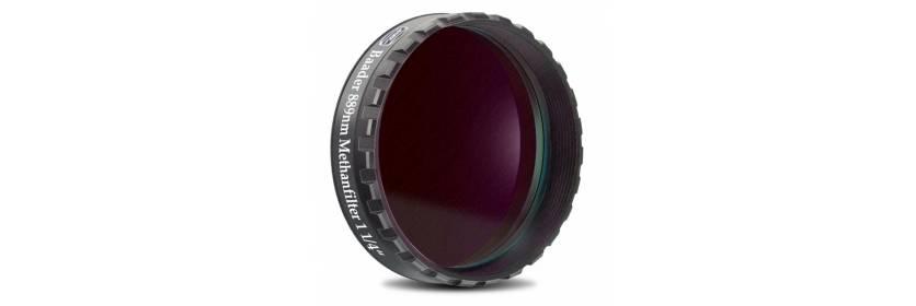 Filtres spéciaux et filtres photométriques UBVRI
