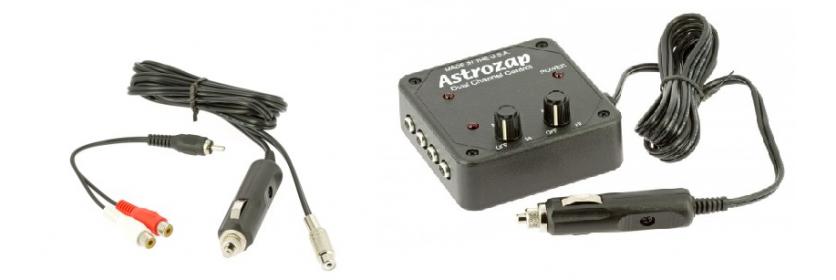 Contrôleur et accessoire Astrozap