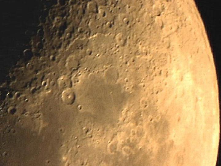 Télescope grossissement de 1 fois le diamètre