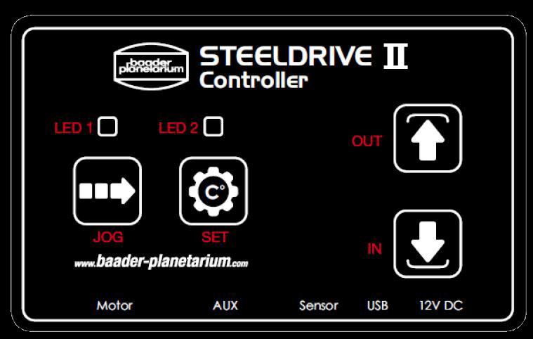 télécommande Steeldrive II Baader Planétarium