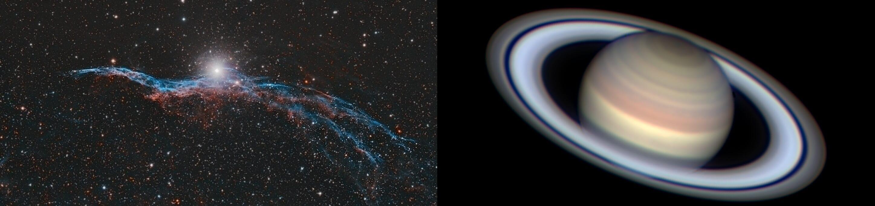 Observation planétaire et ciel profond