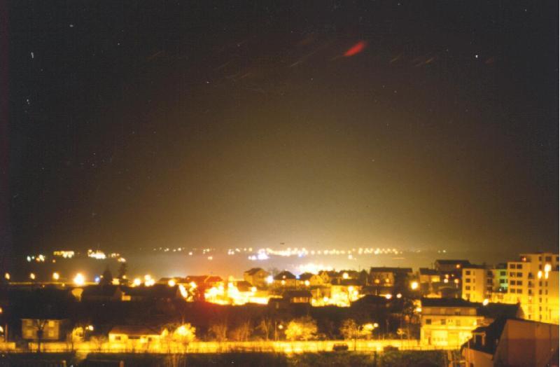 La pollution lumineuse :un des problèmes majeurs de l'astronome